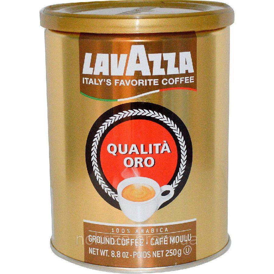 кофе лавацца квалита оро молотый отзывы